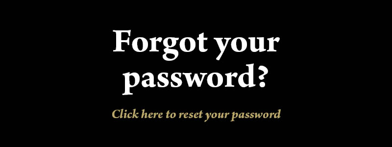 Forgot your Inner Circle password? Click here to reset it