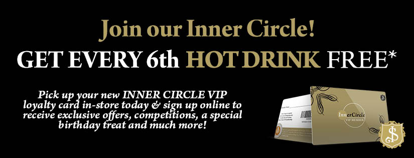 Join our new VIP Loyalty program, InnerCircle